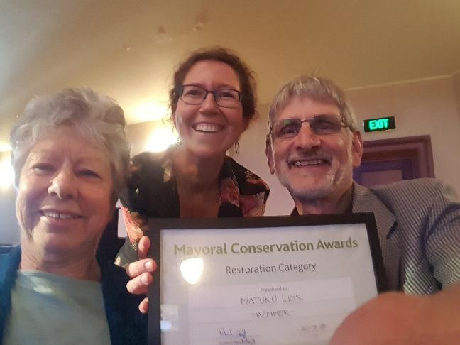 Mayoral Awards – we won!